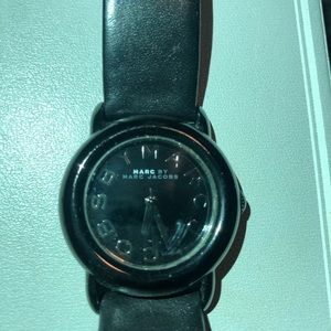 Marc by Marc Jacobs black watch